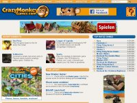 crazymonkeygames.com screenshot