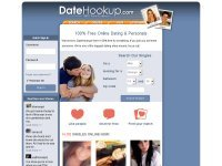 datehookup.com screenshot