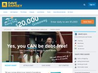 daveramsey.com screenshot