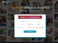 eharmony.co.uk screenshot