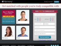 eharmony.com.au screenshot