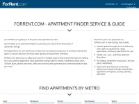 forrent.com screenshot