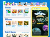 funbrain.com screenshot