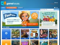 gamehouse.com screenshot