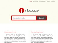 infospace.com screenshot