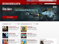 kongregate.com screenshot