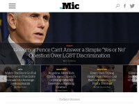 mic.com screenshot