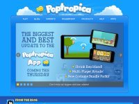 poptropica.com screenshot