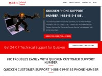quicken-phone-support.com thumbnail