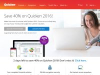 quicken.com screenshot