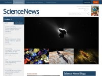 sciencenews.org screenshot