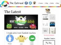 theoatmeal.com screenshot