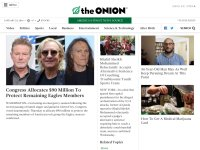 theonion.com screenshot