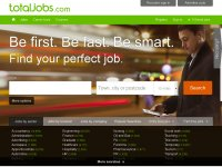 totaljobs.com screenshot