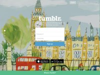 tumblr.com screenshot