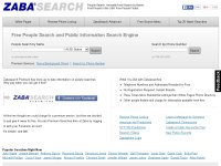 zabasearch.com screenshot