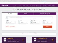 zoopla.co.uk screenshot