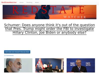 redstatewatcher.com thumbnail